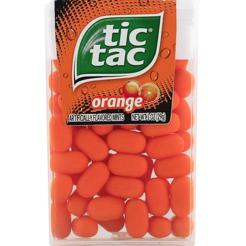 Food City | Tic Tac Orange Mints