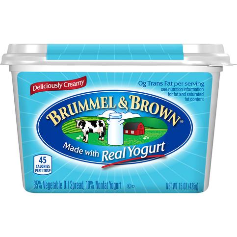 Food City   Brummel & Brown Spread with