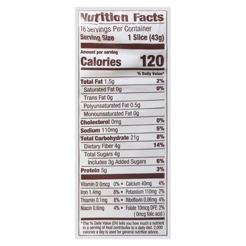Pepperidge Farm Whole Grain Bread