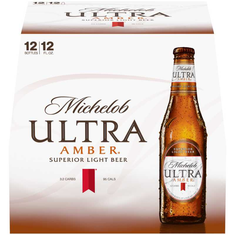 Food City   Michelob Ultra Amber Beer
