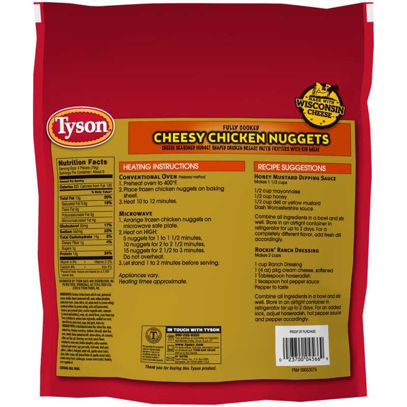 Food City   Tyson Chicken Nuggets