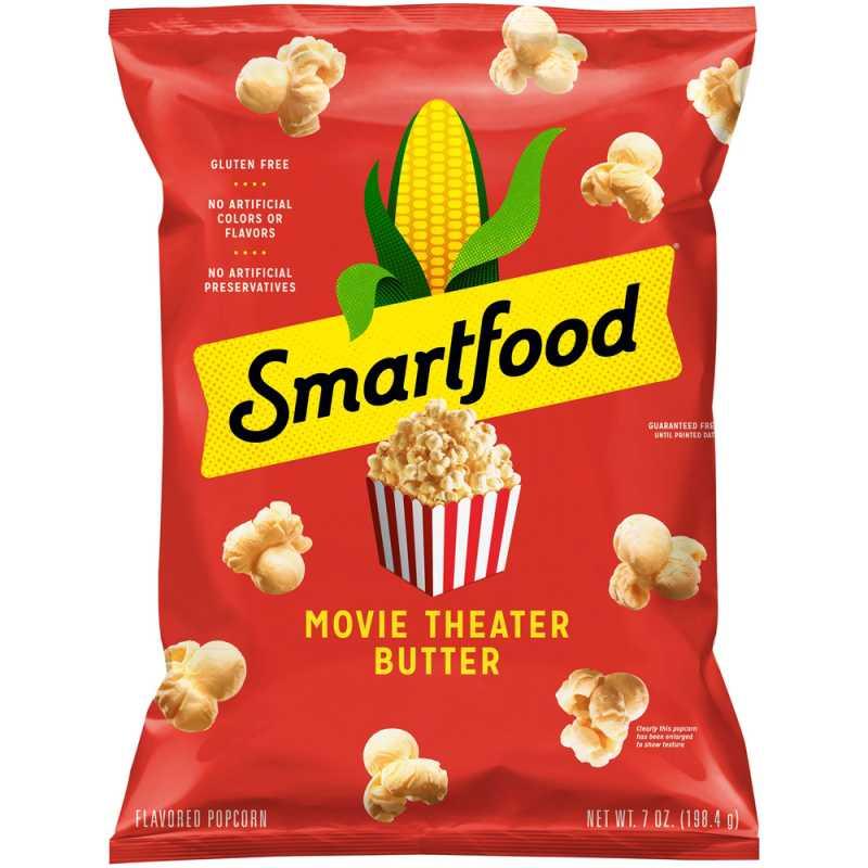 Food City Smartfood Popcorn