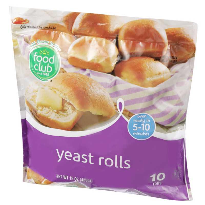 Food City Food Club Dinner Yeast Rolls