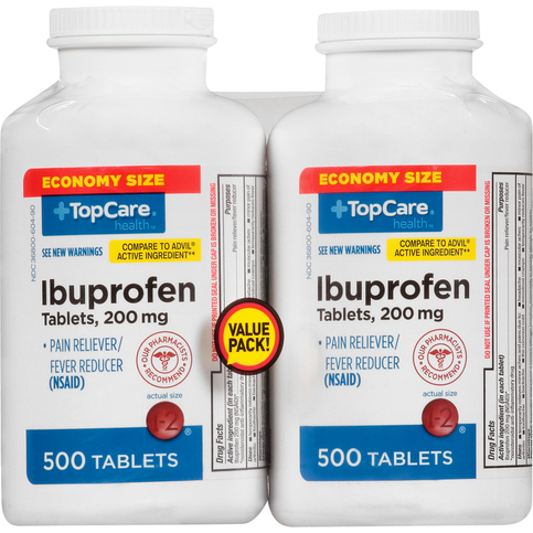 Food City   TopCare Ibuprofen