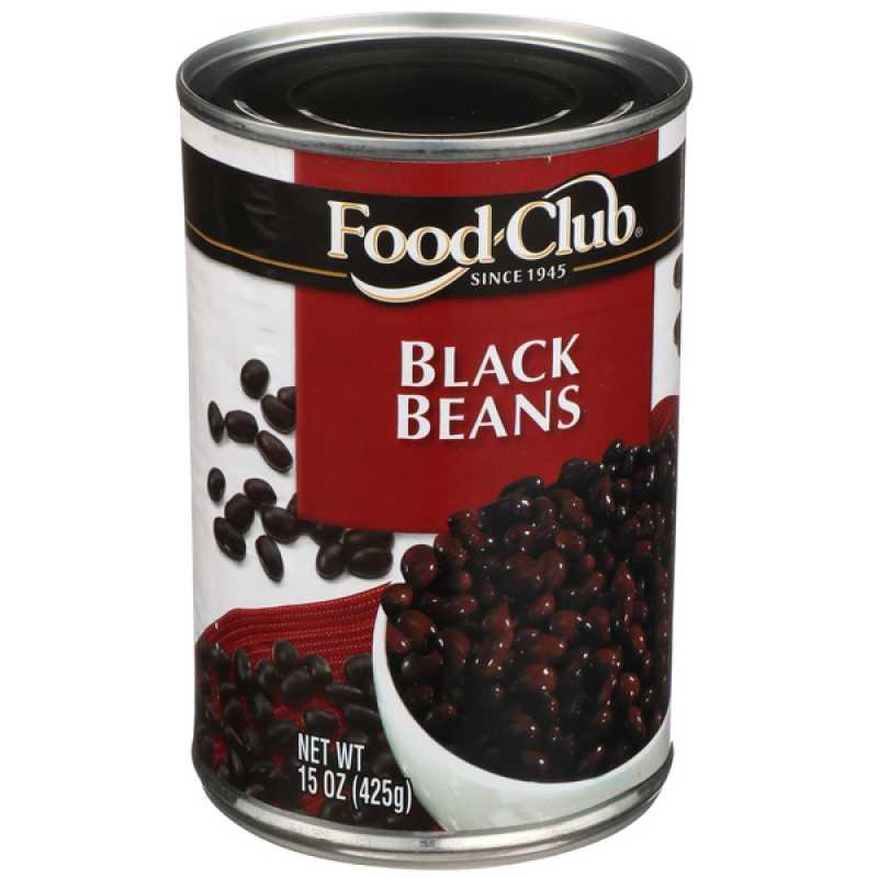 Food City Food Club Black Beans