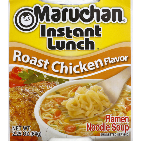 Roast Chicken Flavor Ramen