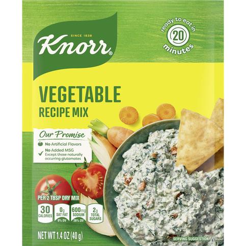Food City | Knorr Recipe Mix