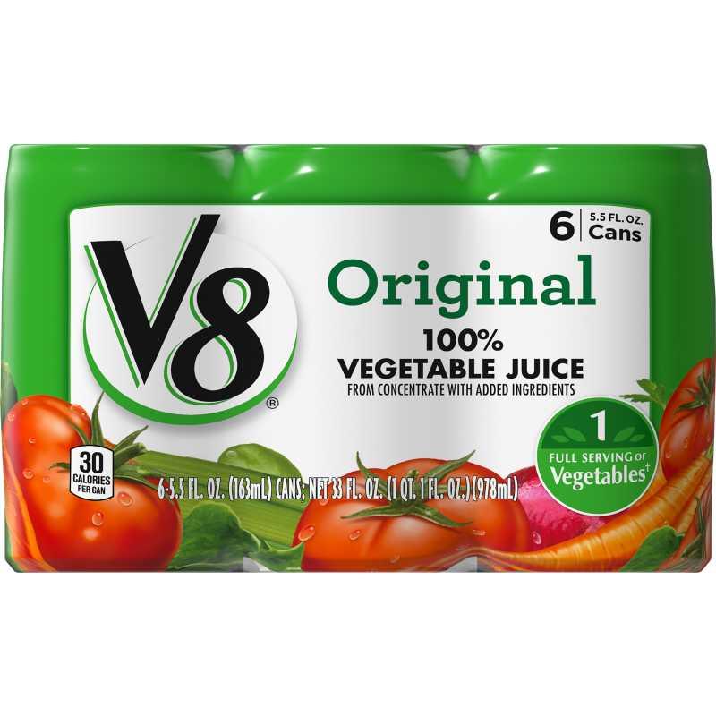 Food City | V8 100% Vegetable Juice
