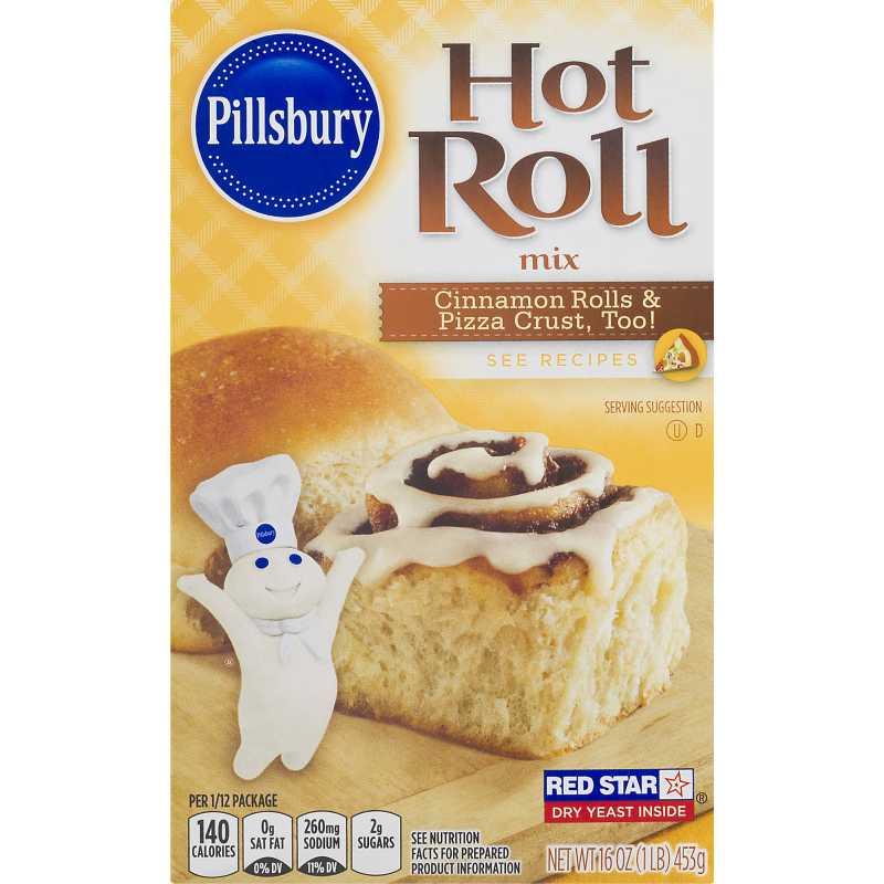 Food City   Pillsbury Hot Roll Mix