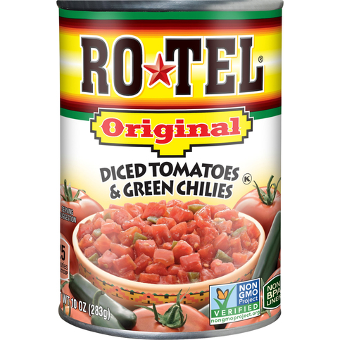 Rotel Diced Tomatoes & Green Chilies
