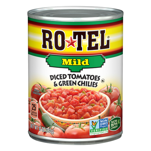 Food City | Rotel Diced Tomatoes&Green