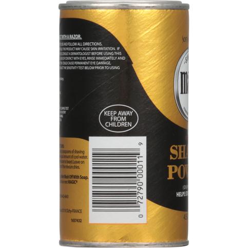 Food City Magic Softsheen Carson Magic Fragrant Shaving Powder