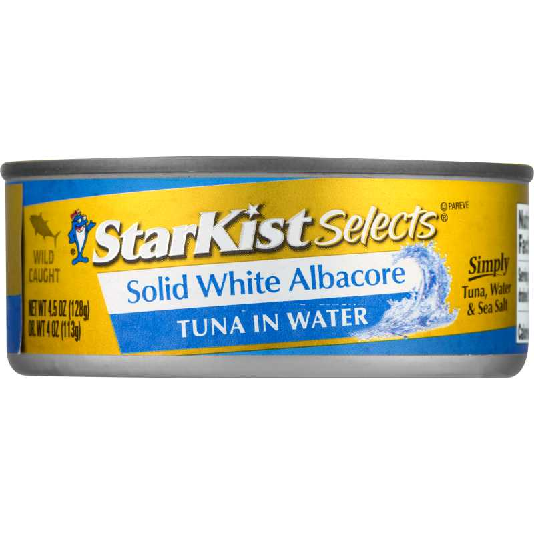 StarKist Solid White Albacore Tuna