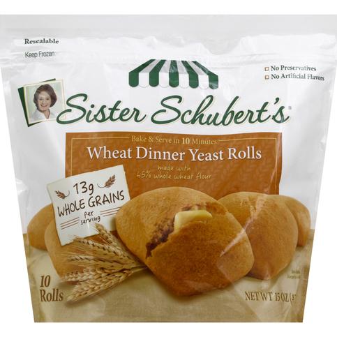 Food City Sister Schubert S Rolls